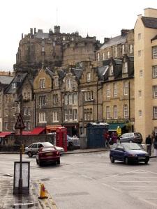 Grassmarket in Edinburgh