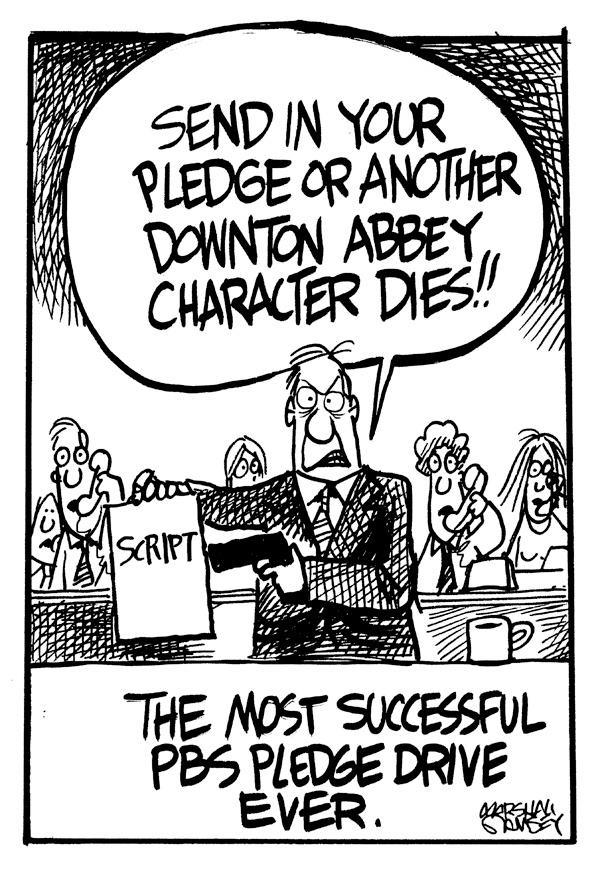 Downton Abbey comic