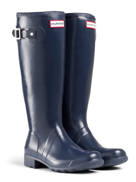 Foldable Rain Boots from Hunter