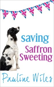 Book cover of Saving Saffron Sweeting