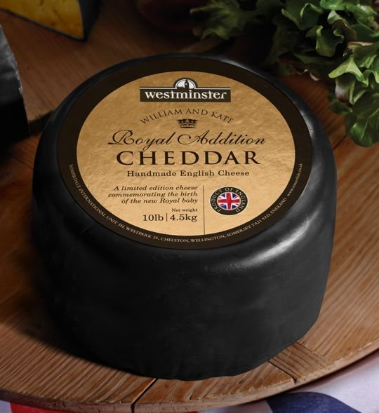 Westminster William and Kate Royal Addition Cheddar