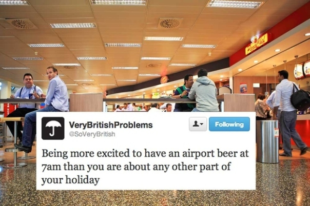 30 Very British Problems