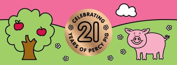 percy pig turns 21