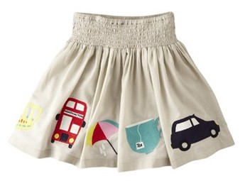 Decorative skirt from Boden