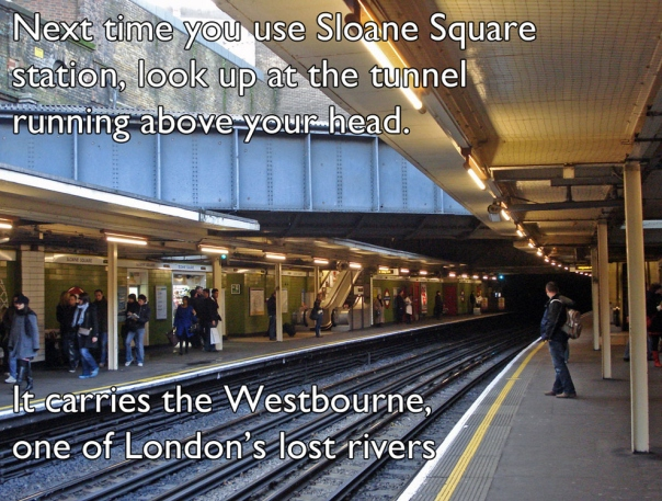 Westbourne, London's lost river