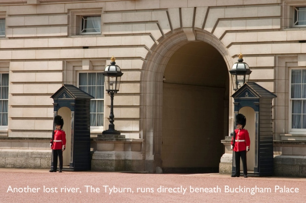 The Tyburn lost river