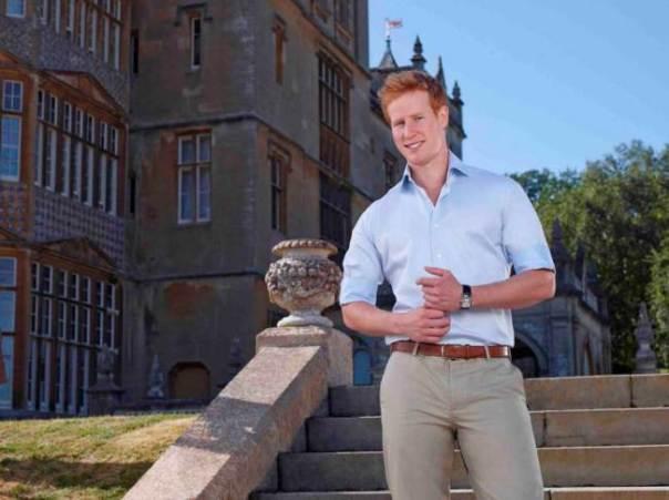 Prince Harry? I think not.