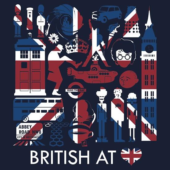 British @ Heart