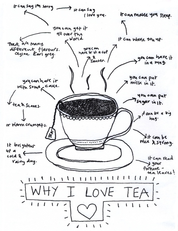 Why I love tea