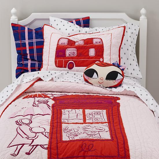 Lately Lily London Bedding