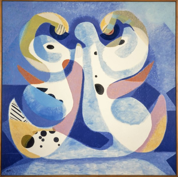 "Eileen Agar, ""Slow Movement"""