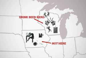 EVERY STATE IN THE USA, RANKED BY ITS BEER