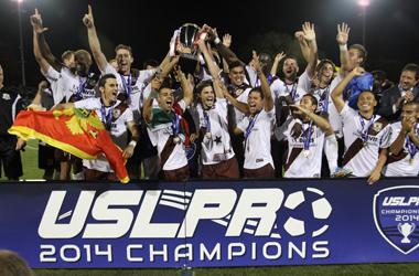 Sacramento Republic FC wins USL PRO championship