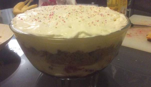 Rachel's English trifle