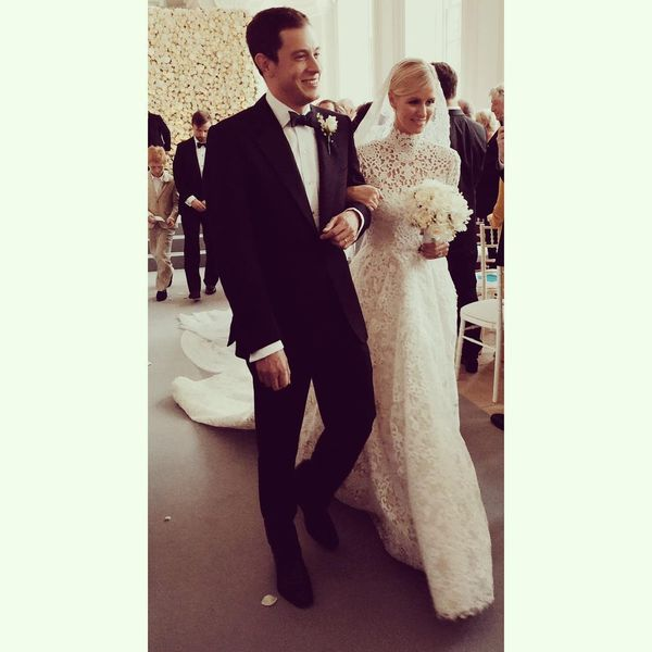 Nicky Hilton's wedding