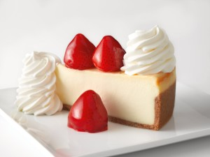 Fresh Strawberry Cheesecake