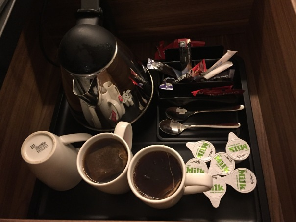A tea drawer